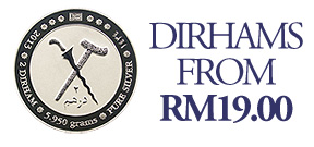 Buy Dinar and Dirham from BuySilverMalaysia.com