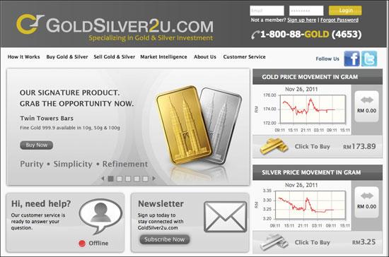 goldsilver2u.com