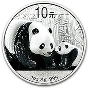 Chinese Panda Bullion Coin